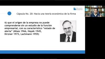 Curso en Economía Empresarial