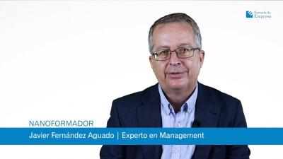 Curso Universitario de Especialización en Nanotraining en Management (con Javier Fernández Aguado)